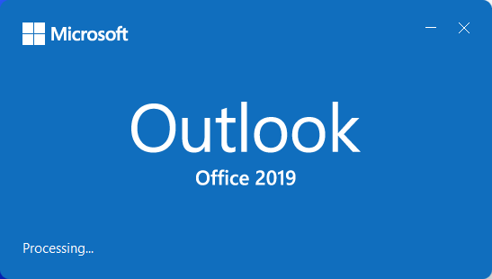 Outlook 2019 x64 CRM Add-In Processing
